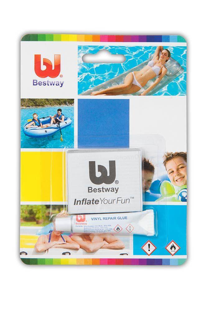Bestway bazénová sada na lepení