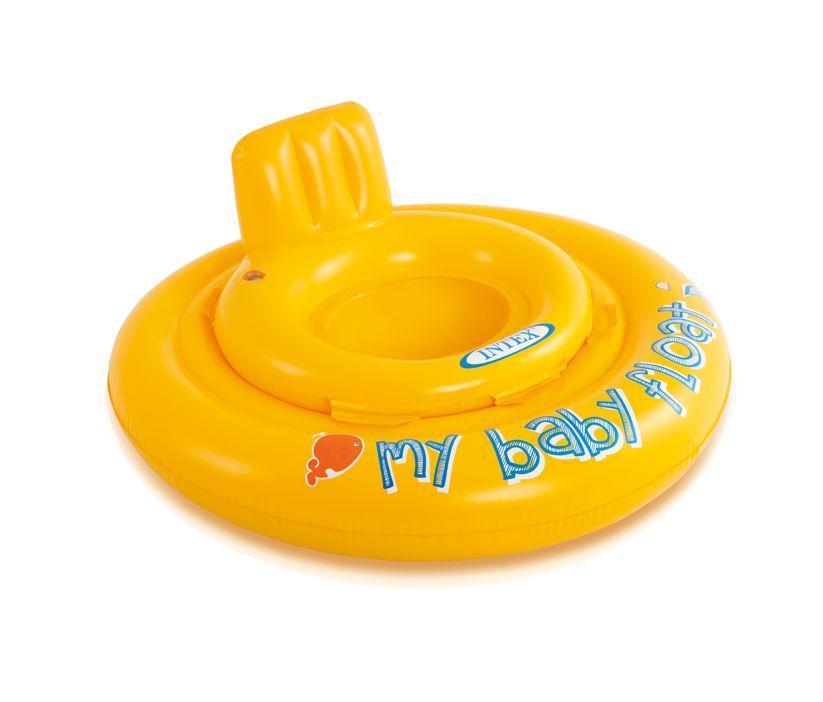 Intex 56585 Dětské sedátko do vody My Baby Float