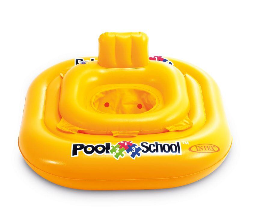 Intex 56587 Dětské sedátko do vody Pool School Deluxe