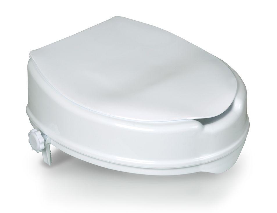 HomeLife Zvyšující nástavec na WC pro seniory