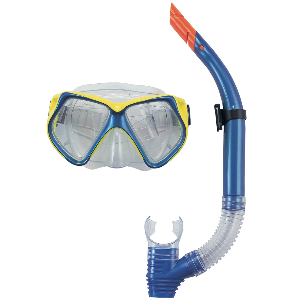 Bestway Potápěčský set Ocean - modrozelený