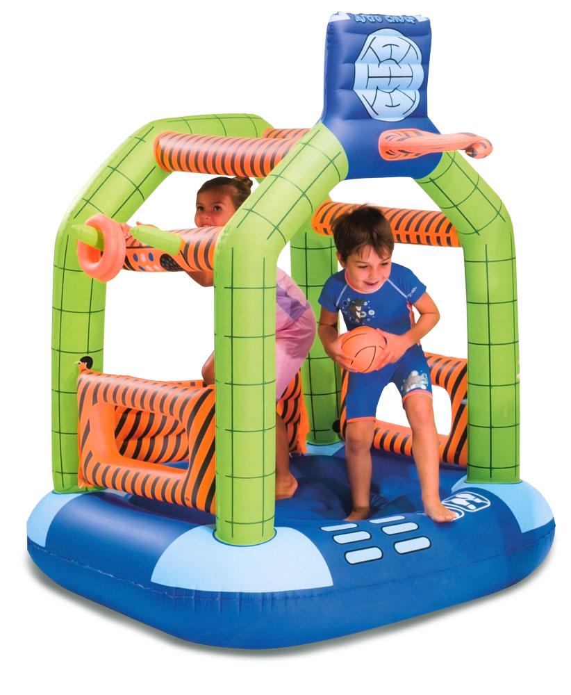 Kids World Skákací hrad 3v1