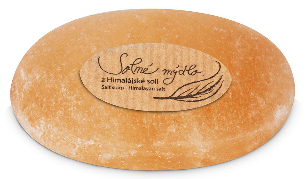 Levně Wellife Himalájské solné mýdlo ovál 200 g