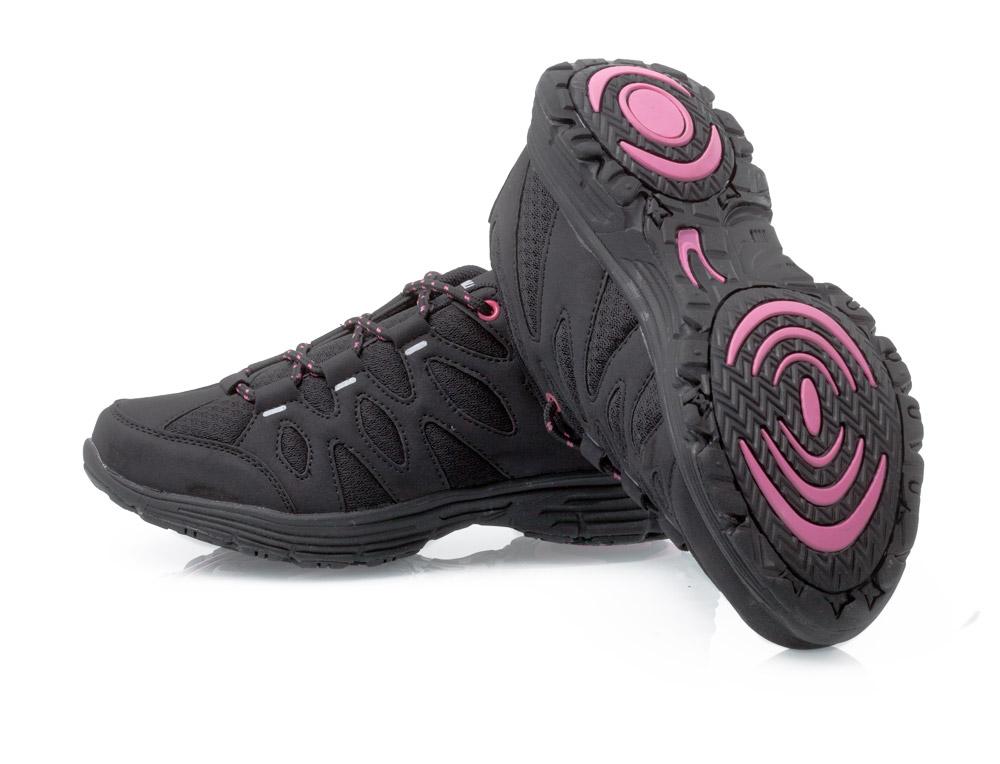 Fit Walk Sportovní obuv Fit Walk černo-fialové