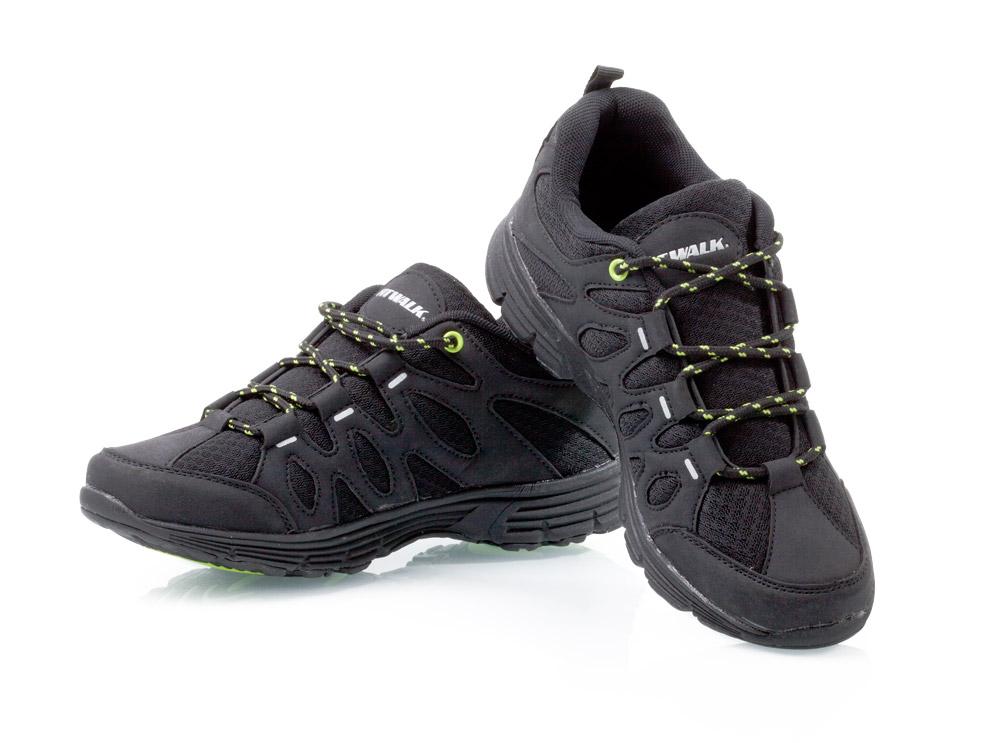 Fit Walk Sportovní obuv Fit Walk černo-zelené