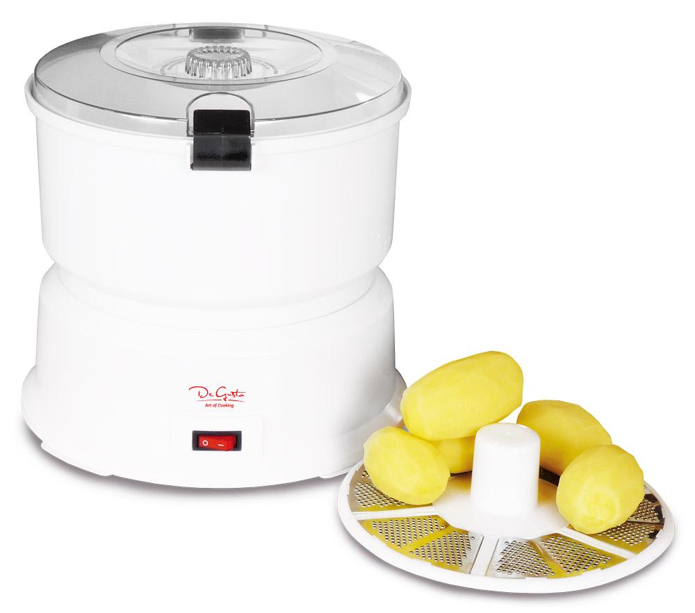 De Gusto Stroj na škrábání brambor