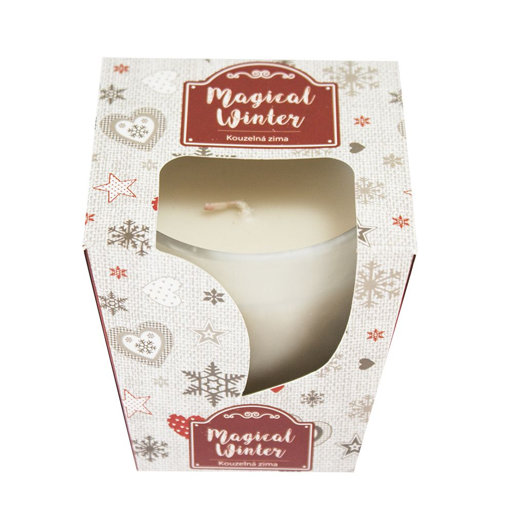 Levně Arôme Vonná svíčka Magical Winter 100 g