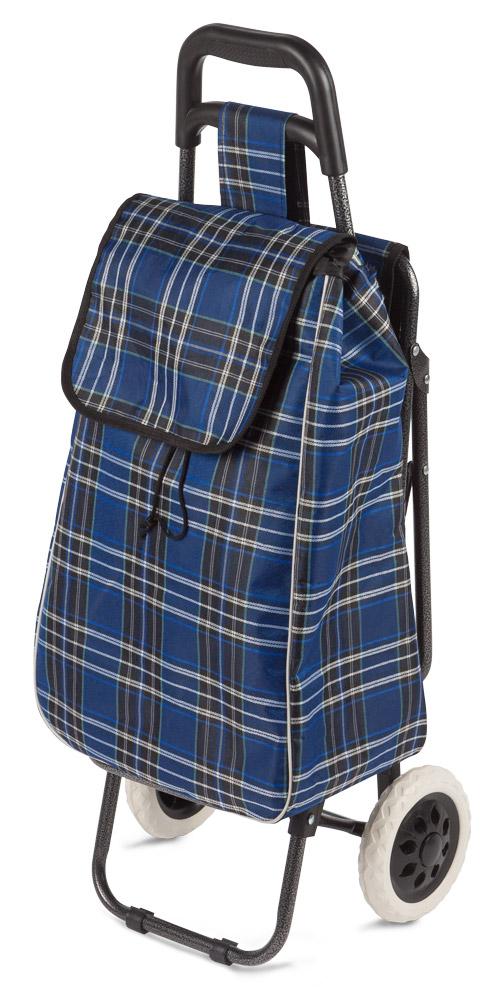 HomeLife Nákupní taška + sedátko 3v1 38 litrů