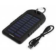 Power bank ECO Solar 5000 mAh PM-PB144