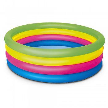 Bazén kruhový 157 x 46 cm barevný