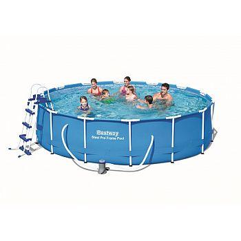 Bestway Bazén rodinný s konstrukcí 427 x 100 cm
