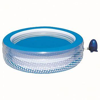 Bazén bublinkový 196 x 53 cm
