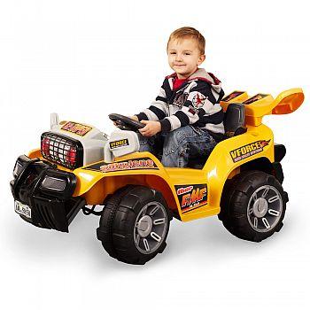 Dětské elektrické auto CROSS TV Products
