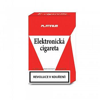 Platinium elektronická cigareta box