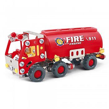 Kids World Stavebnice MARS hasiči 154 ks