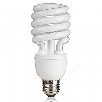 Platinium Ionizační žárovka E27, 25W, studená bílá