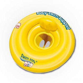 Bestway Dětský nafukovací kruh Swim průměr 69 cm