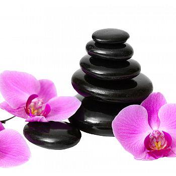 HomeLife Lávové masážní kameny