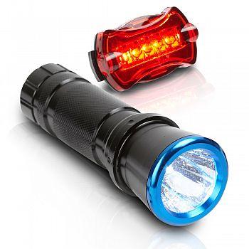 Platinium LED světla na kolo LS20