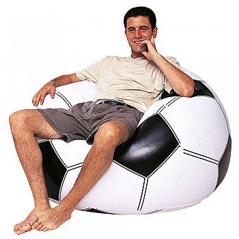Nafukovací křeslo sportovní fotbal TV Products