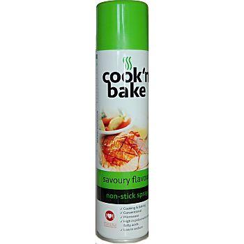 Pikantní olej ve spreji COOK´n BAKE