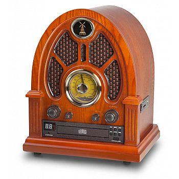 Platinium RETRO rádio 5v1 E-618M