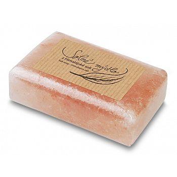 Himalájské solné mýdlo kvádr 300 g
