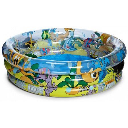 Dětský bazén chobotnice 122 x 25 cm