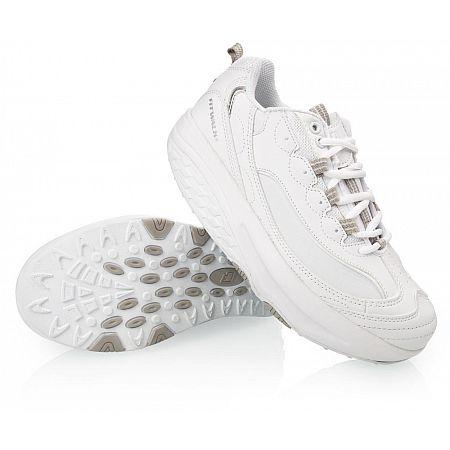 Zeštíhlující boty STREET LINE bílé, bílá  38  vel.