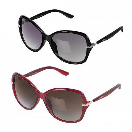 Polarizační brýle La femme, černá