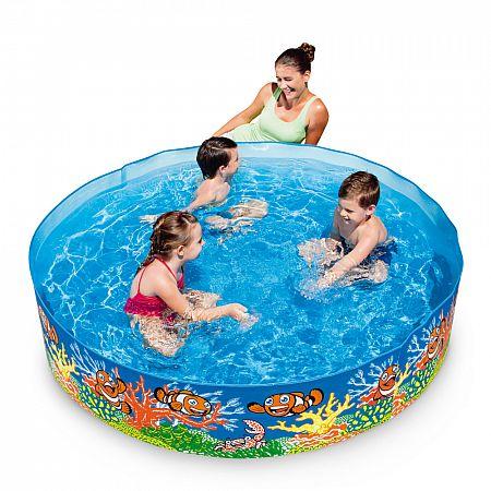Dětský bazén kruhový Nemo 183 x 38 cm