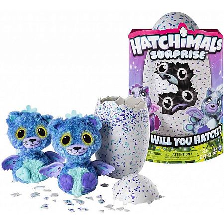 hatchimals kocicky 1