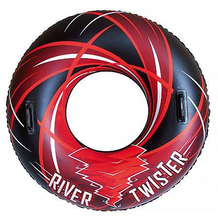 Nafukovací kruh RIVER TWISTER 107 cm