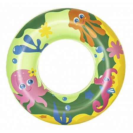 Nafukovací kruh Sea Adventures 51 cm