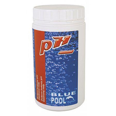 Bazénový pH minus granulát 1 kg Clean Pool