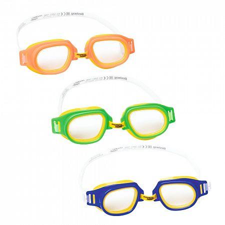21003 Plavecké brýle Sport-Pro Champion červená, zelená