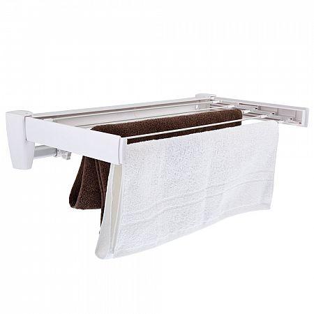 Nástěnný sušák prádla FR 65 bílý