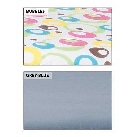 Náhradní potah na žehlicí prkno bavlna 106 x 35 cm, bubbles