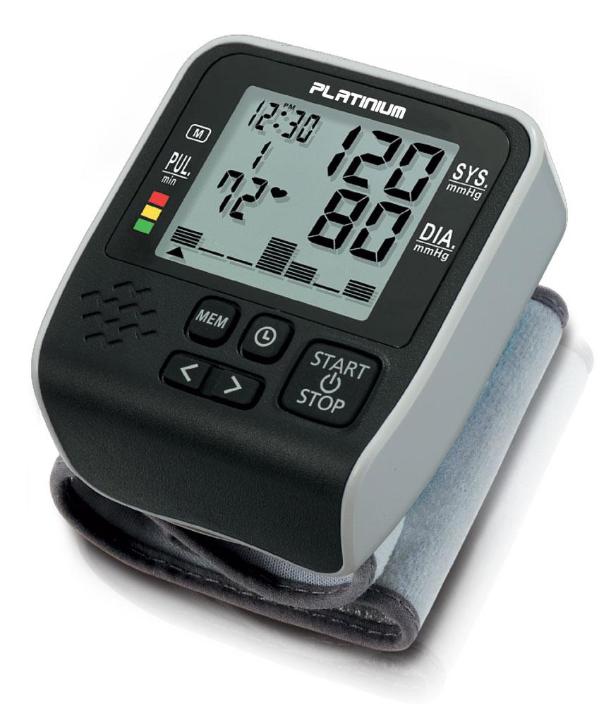 Platinium Digitální tlakoměr zápěstní HL158JA