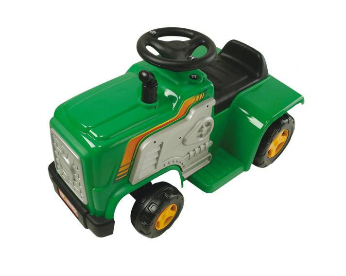 Kids World Dětský elektrický traktor