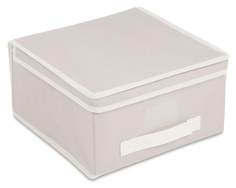 HomeLife Univerzální úložný box 30 x 16 x 30 cm
