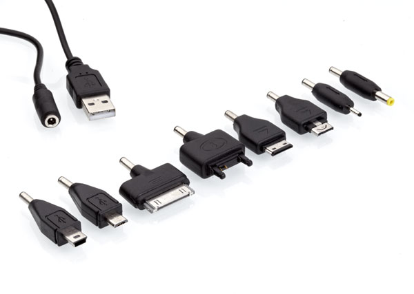 Platinium USB adaptér 9v1