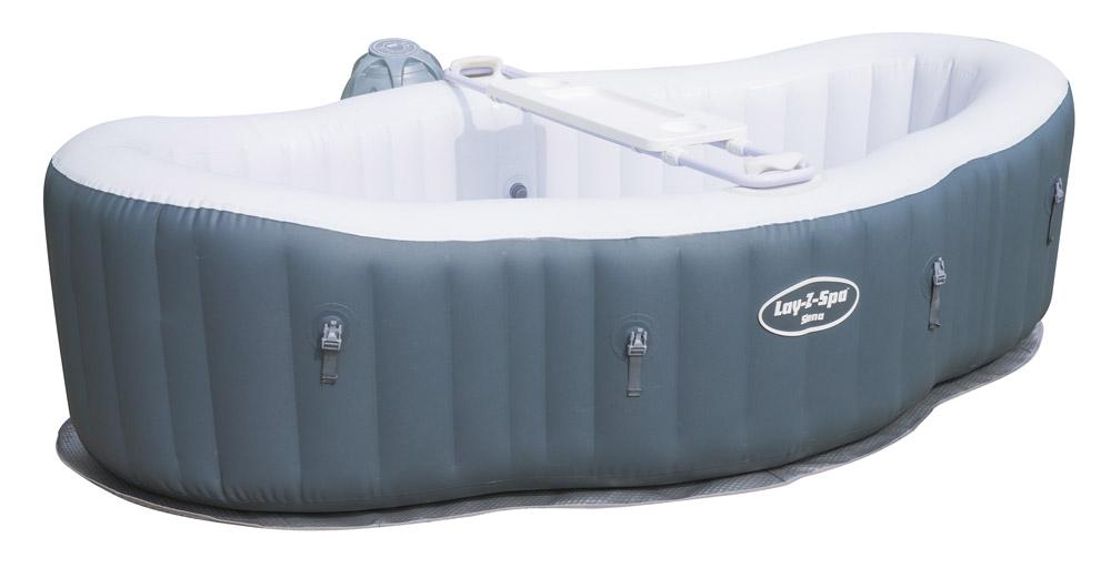 Bestway Vířivý bazén Lay-Z-Spa Siena 2,49 x 1,49 x 0,66 m - 54156