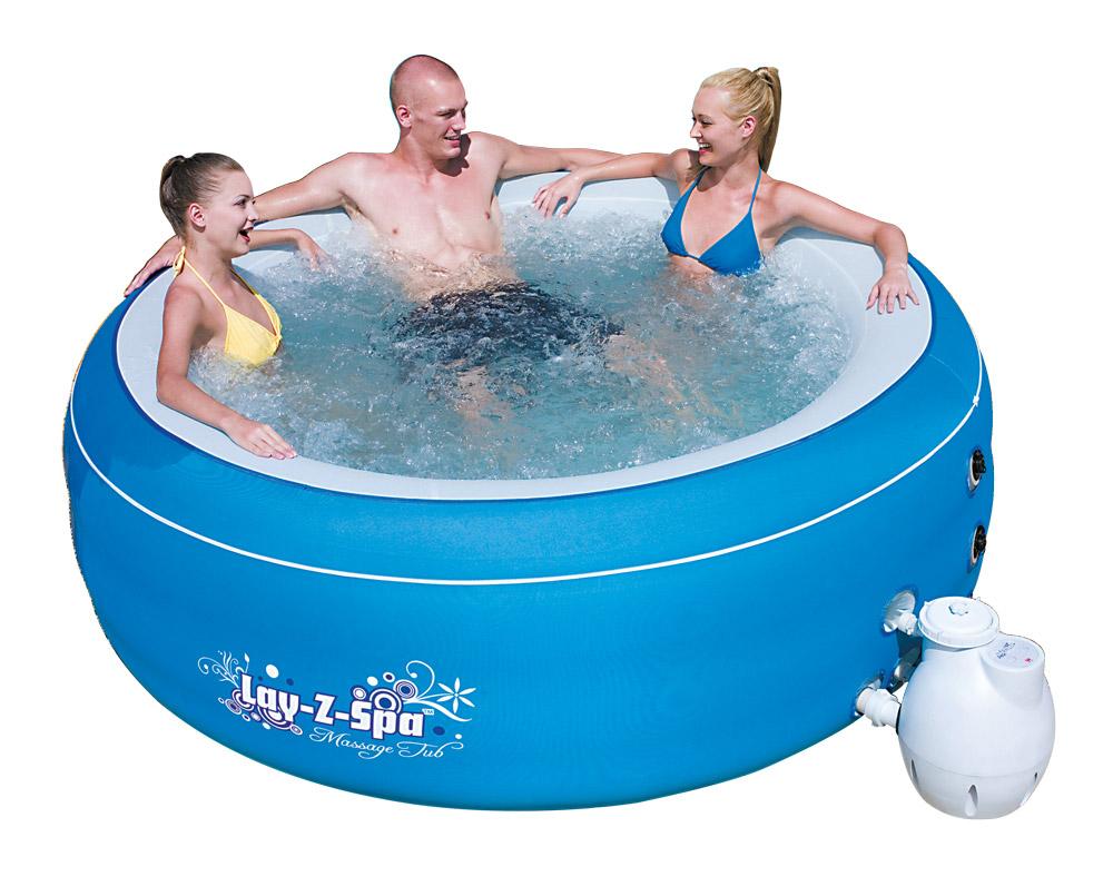 Vířivý bazén Bestway Lay-Z-Spa Whirlpool