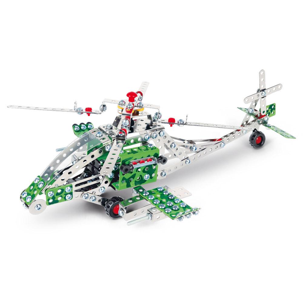 Kids World Stavebnice MARS vrtulník 426 ks