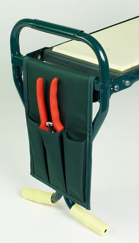 Garden King Skládací židle a klekátko 2v1